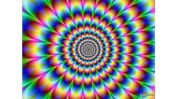 3D cтереограммы для глаз (56 картинок)