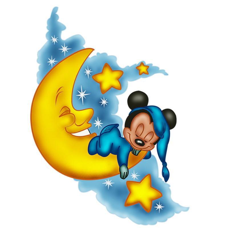 Cпокойной ночи сладких снов картинки и фото для детей
